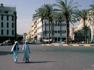 Tripoli, Libya, North Africa, Africa by David Lomax