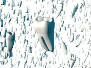 Teeth by David Mack