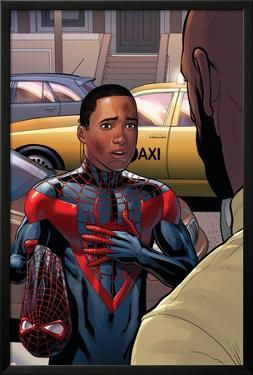 Cataclysm: Ultimate Spider-Man #2 Featuring Spider-Man, Miles Morales by David Marquez