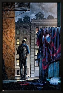 Ultimate Comics Spider-Man #23 Cover: Spider-Man, Miles Morales by David Marquez