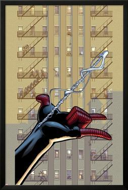 Ultimate Comics Spider-Man #26 Cover: Spider-Man by David Marquez