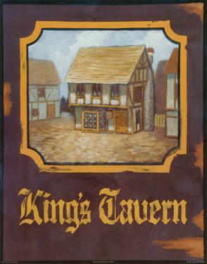 King's Tavern by David Marrocco