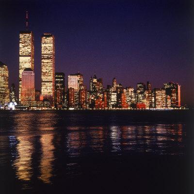 World Trade Center, Night