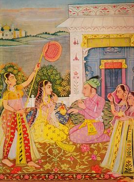 Chennai, India - The Lovers Ceremony by David May
