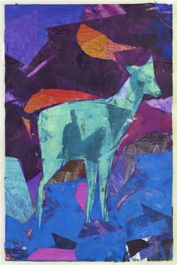 Blue Deer by David McConochie