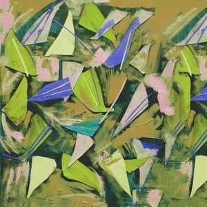 Ground Sample in Green, 2017 by David McConochie