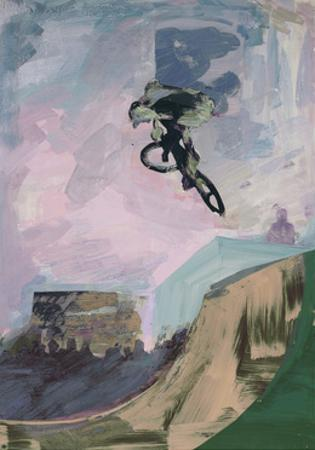 Half-Pipe by David McConochie