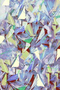 Shards, Splinters and Pine Needles; 2017 by David McConochie