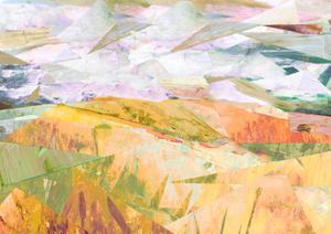 Summer Fields, 2017 by David McConochie