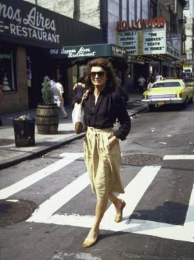 Jackie Kennedy Onassis by David Mcgough