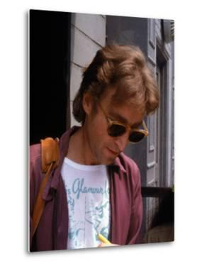 Rock Star John Lennon by David Mcgough