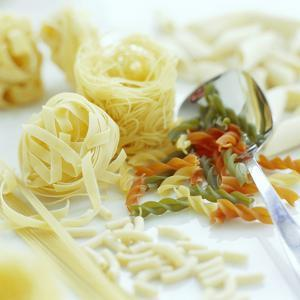Assorted Pasta by David Munns