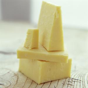 Cheddar Cheese by David Munns