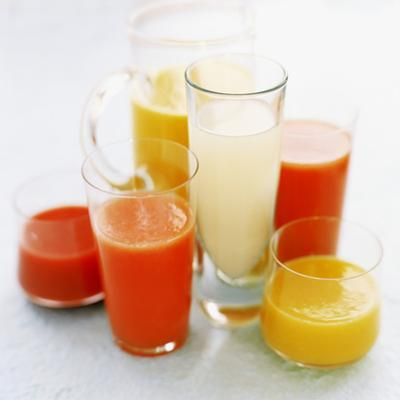 Fruit Juices by David Munns