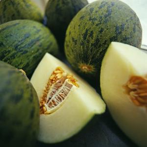 Melons by David Munns