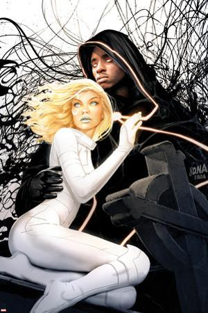 All-New Ultimates No. 9 Cover, Featuring: Cloak, Dagger
