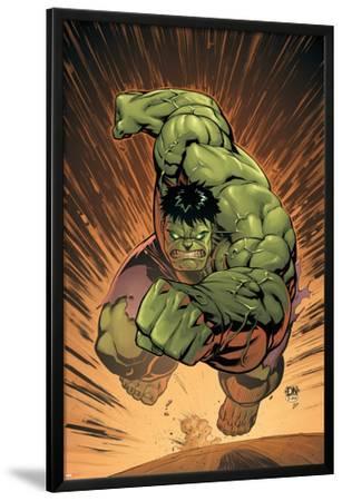 Marvel Adventures Hulk No.14 Cover: Hulk