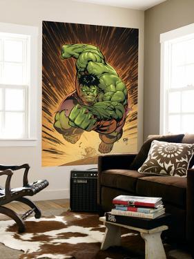Marvel Adventures Hulk No.14 Cover: Hulk by David Nakayama