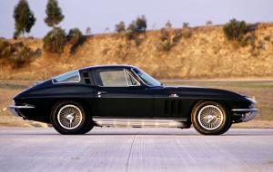 1965 Corvette Sting Ray 396/425 by David Newhardt