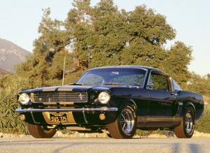 1966 Shelby GT350H by David Newhardt