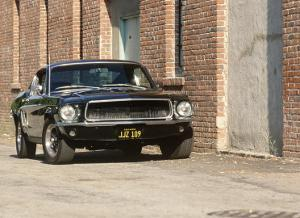 1968 Mustang GT by David Newhardt