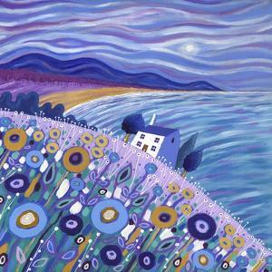 Clifftop Cottage, 2013 by David Newton