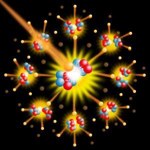 Nuclear Fission by David Nicholls