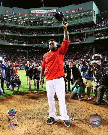 David Ortiz final game Game 3 of the 2016 American League Division Series
