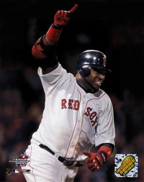David Ortiz - Game-winning RBI single, 14th inning, Game 5, 2004 ALCS