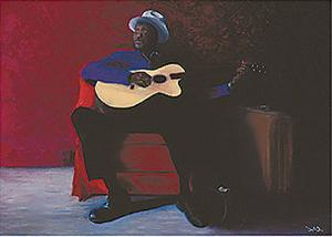 The Blues Traveler by David Owen