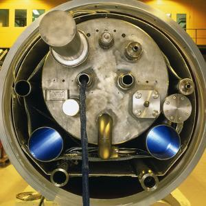 End of Magnet for Large Hadron Collider by David Parker