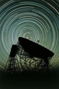 Jodrell Bank Radio Telescope by David Parker
