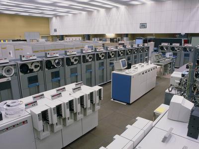 Main Computer At CERN