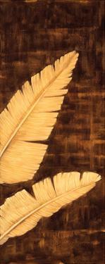 Tropical Palm Triptych III by David Parks