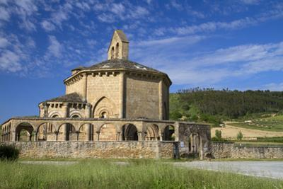 Church of Saint Mary of Eunate, Navarra, Spain