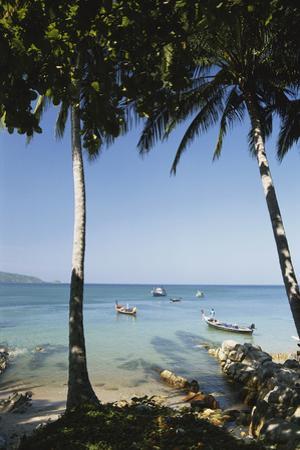 Thailand, Phuket Island, Kalim Beach