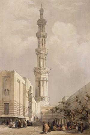 Minaret of the Principal Mosque