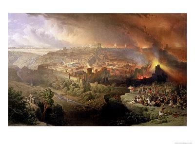 The Destruction of Jerusalem in 70 AD