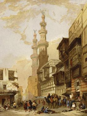 The Gate of Cairo by David Roberts