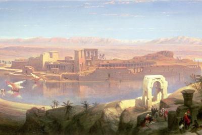 The Island of Philae, Nubia