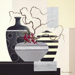 Twigs & Berries II by David Sedalia