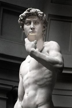 David Selfie Portrait