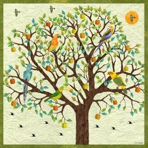 Bird Calls XXIV by David Sheskin