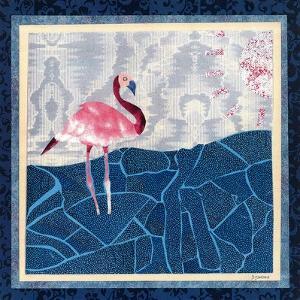 Flamingo by David Sheskin