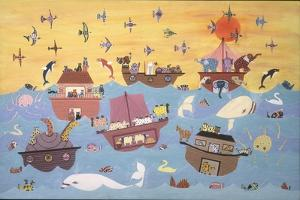 Noah's Ark I by David Sheskin