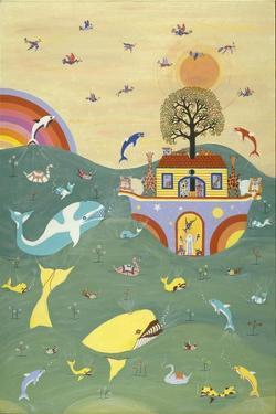 Noah's Ark II by David Sheskin