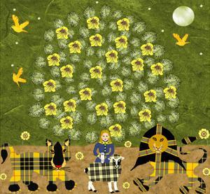 Peaceable Kingdom 18 by David Sheskin