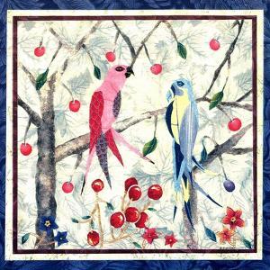 Tropical Birds 2 by David Sheskin