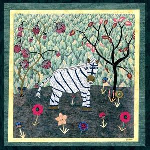 Zebra by David Sheskin