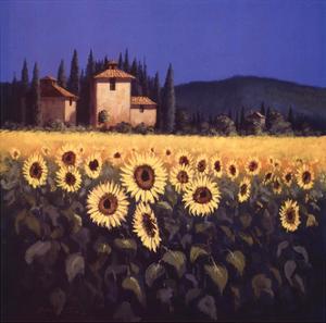 Golden Warmth II by David Short